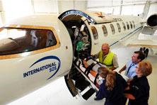 医療専用機と医療搬送:グローバルネットワークlインターナショナル ...